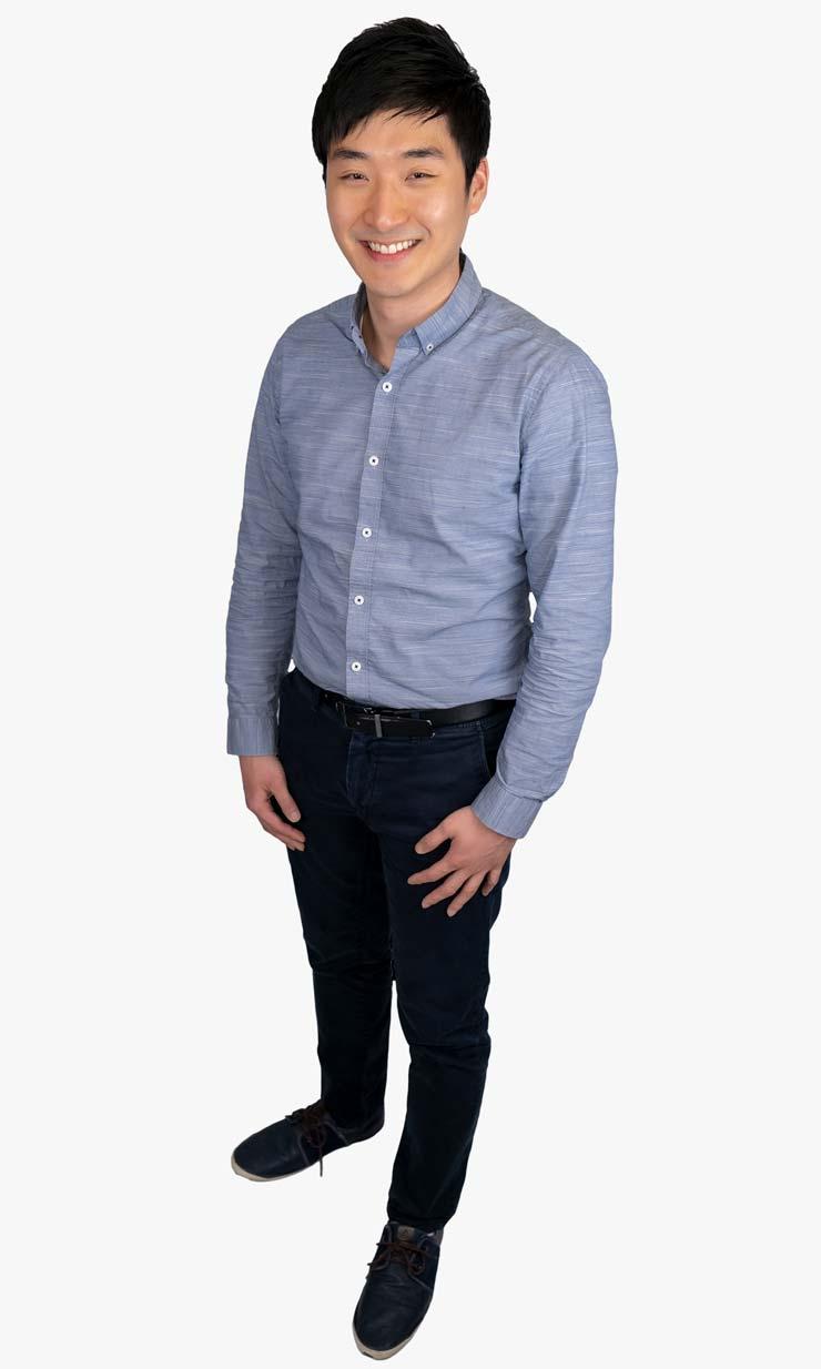 Dr. Jubong Park | Concept Dentistry | Calgary Dentist